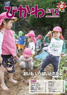 広報ひかわ2010年12月号